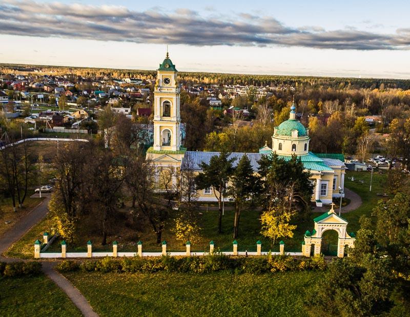 Никольский собор (Лосино-Петровский)