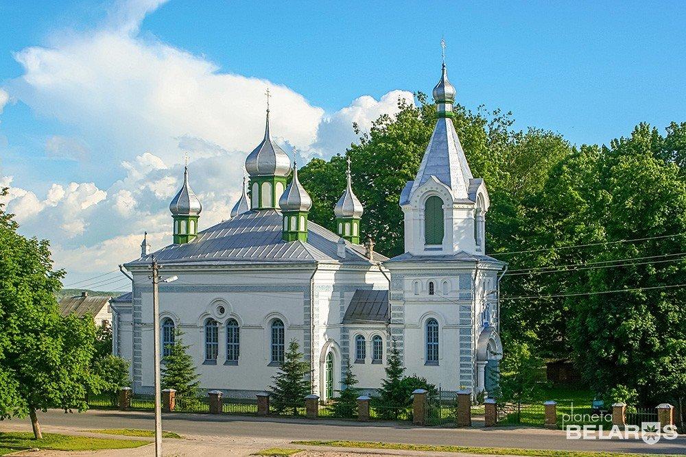 Православная Успенская церковь (Браслав)