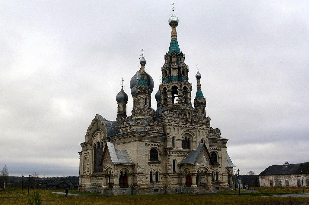 Церковь Спаса Нерукотворного Образа (Кукобой) (Ярославская область)