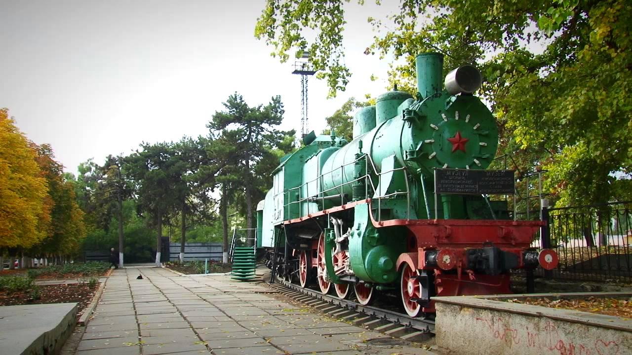 Мемориал революционной, боевой и трудовой славы железнодорожников (Бендеры)