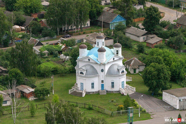 Покровская церковь (Жлобин)