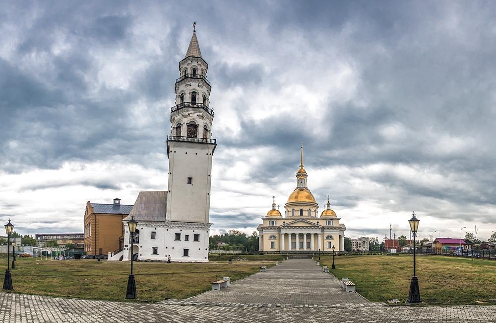 Невьянская башня (Невьянск)