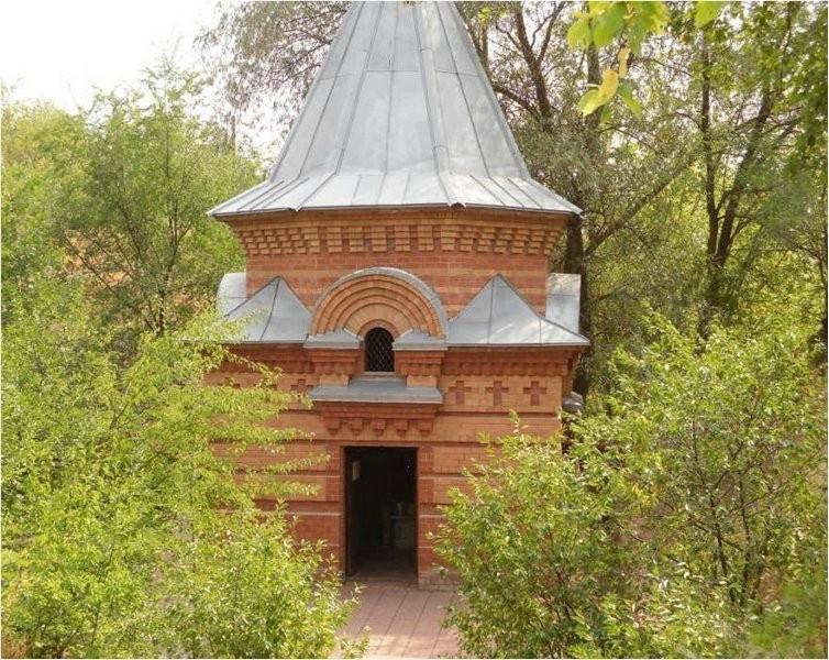 Святой источник в Урюпинске (Урюпинск)