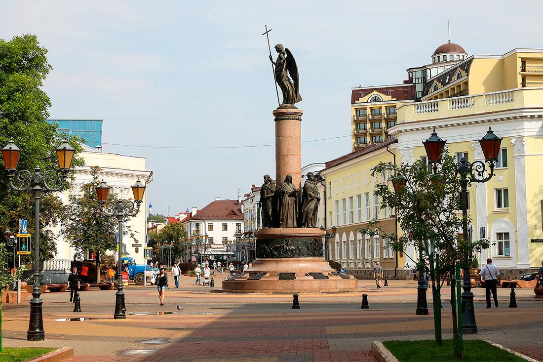 Памятник Тысячелетия Бреста (Брест)