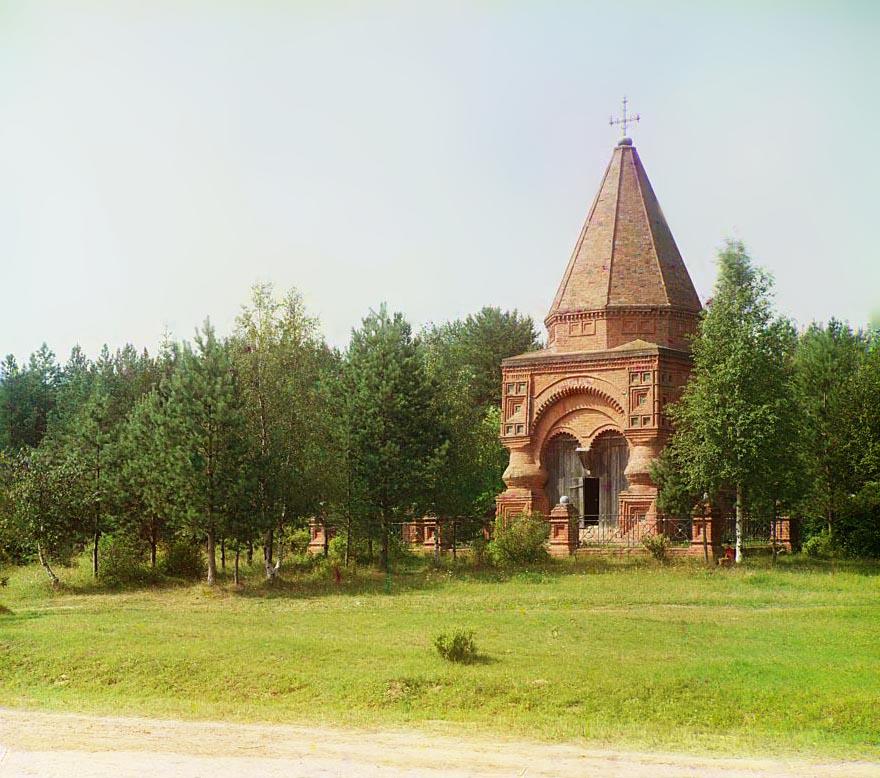 Часовня Крест (Переславль-Залесский)