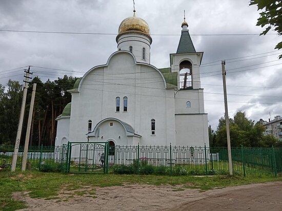 Церковь Серафима Саровского (Южа)