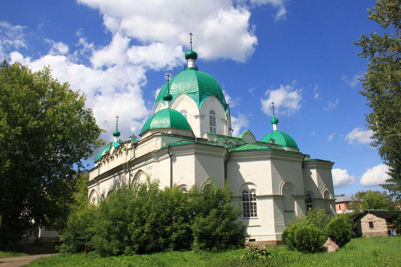 Сретенский храм (Рыбинск)