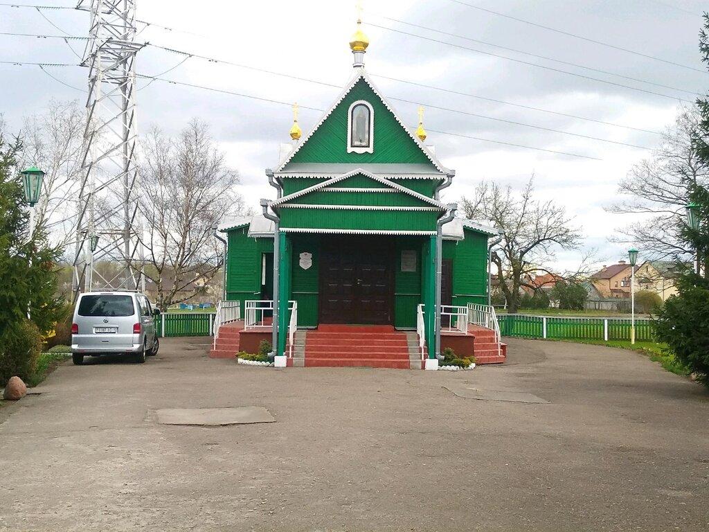 Свято-Афанасьевский мужской монастырь (Брест)