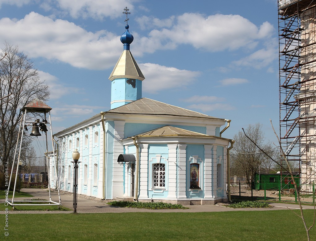 Никольская церковь (Шлиссельбург)