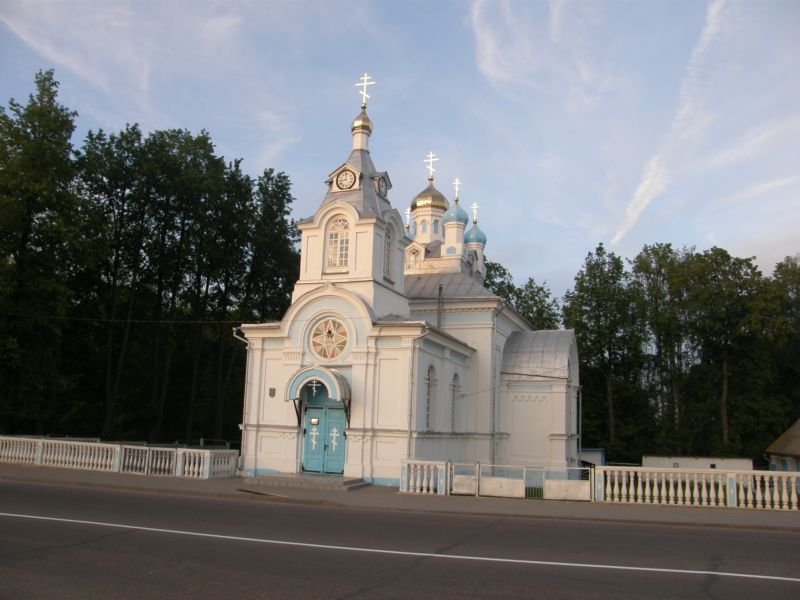 Церковь Марии Египетской (Вилейка)