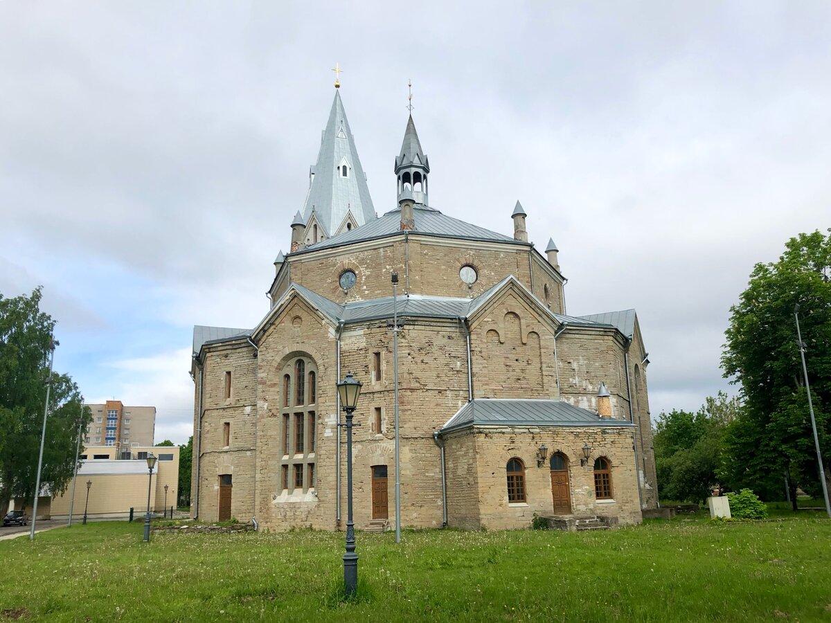 Александровская лютеранская церковь (Нарва)