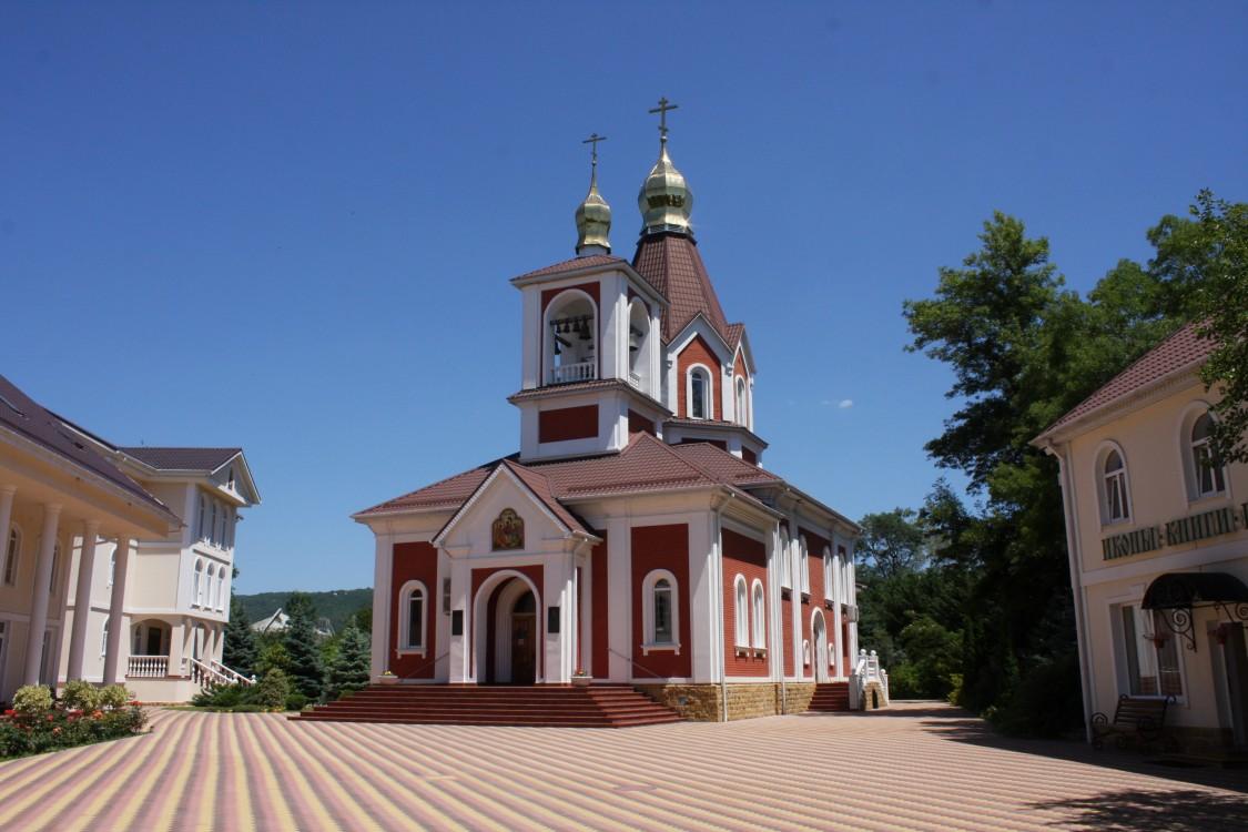 Церковь Сергия Радонежского (Дивноморское)