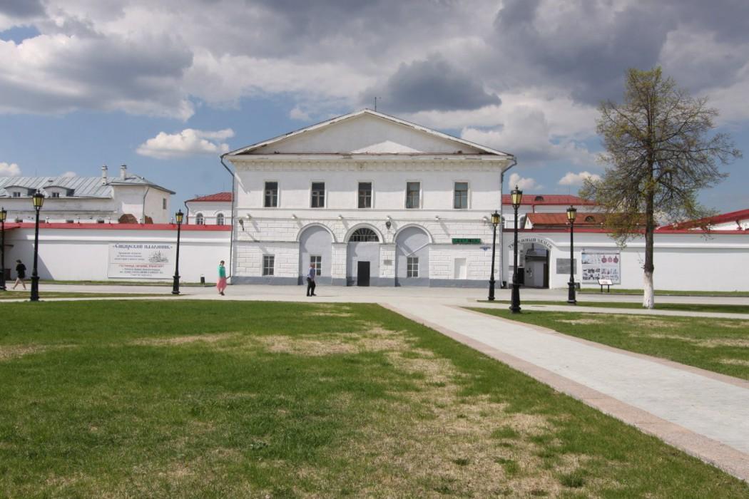 Музей тюремного быта «Тюремный замок» (Наровчат)