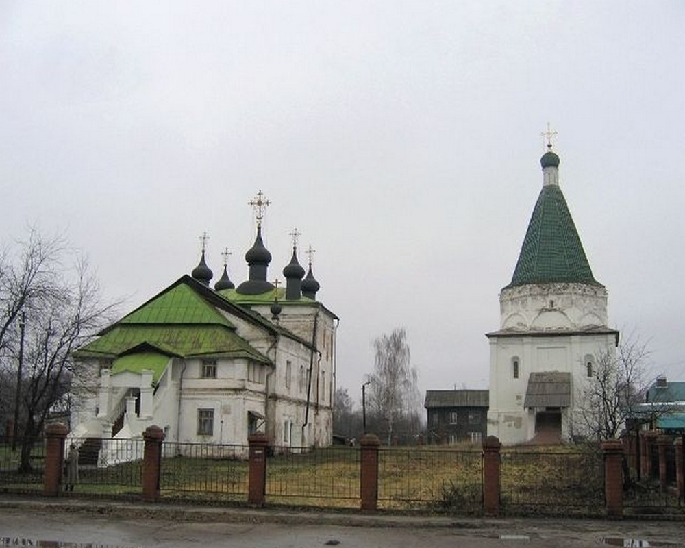 Покровский мужской монастырь (Балахна)