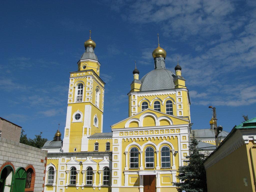 Кафедральный собор Петра и Павла (Клинцы)