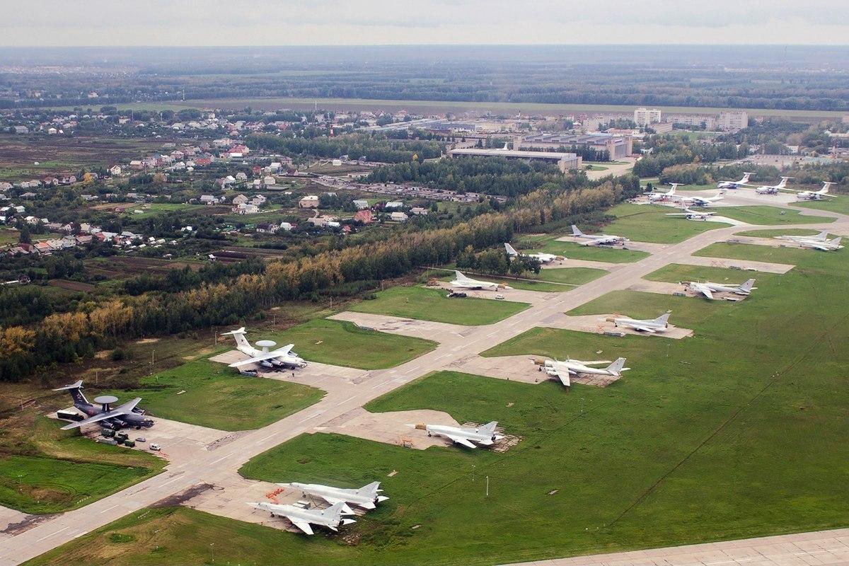 Музей Дальней авиации (Рязань)