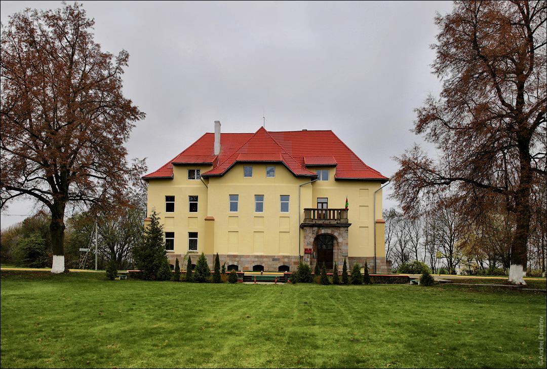 Усадьба Красинских «Свислочь» (Гродненская область)