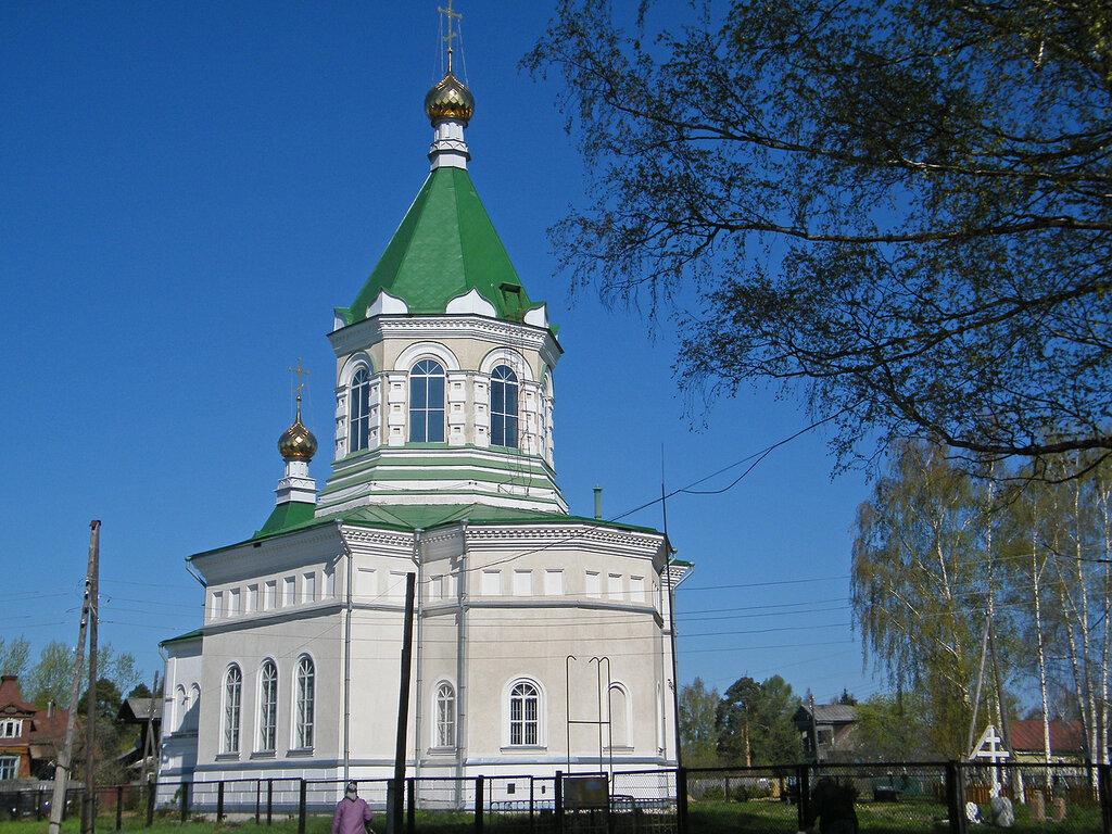 Иверская церковь (Рыбинск)