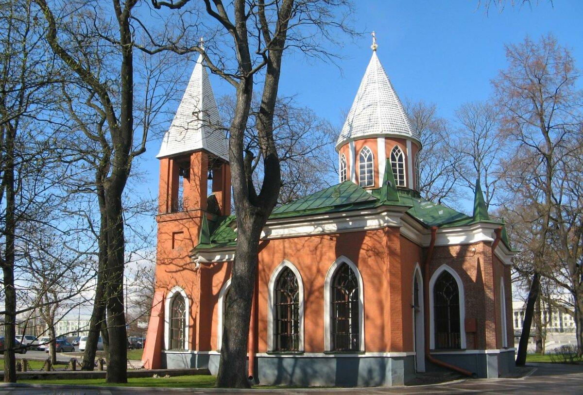 Храм Рождества Иоанна Предтечи на Каменном острове (Санкт-Петербург)