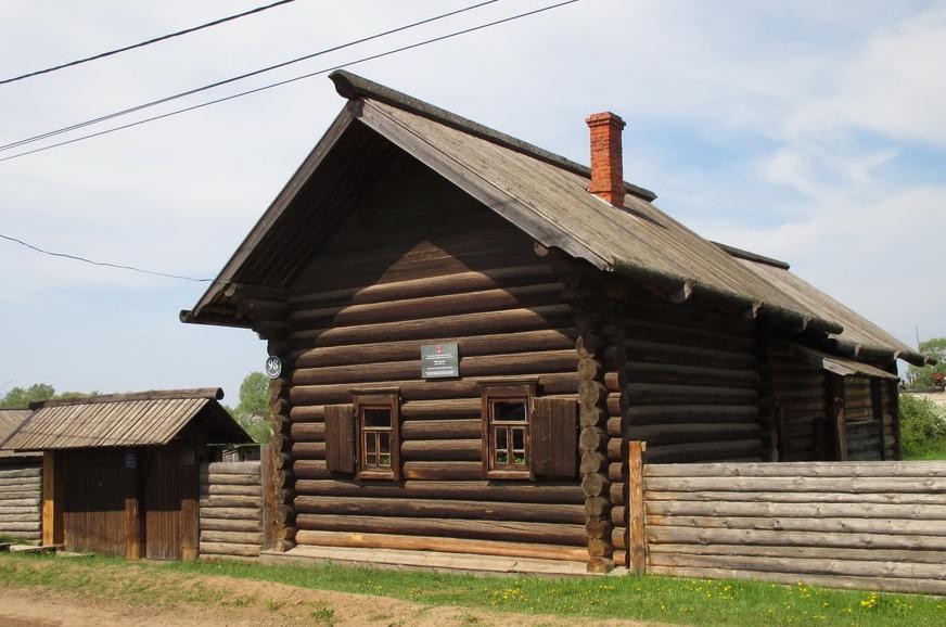 Музейный комплекс «Крестьянская изба в Сайгатке» (Чайковский)