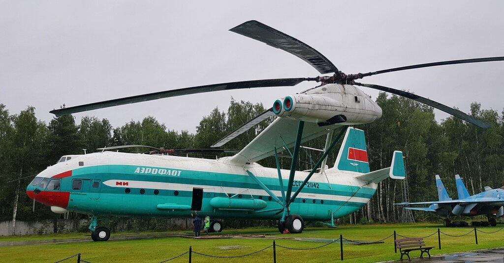 Музей Военно-воздушных силРФ (Щёлково)
