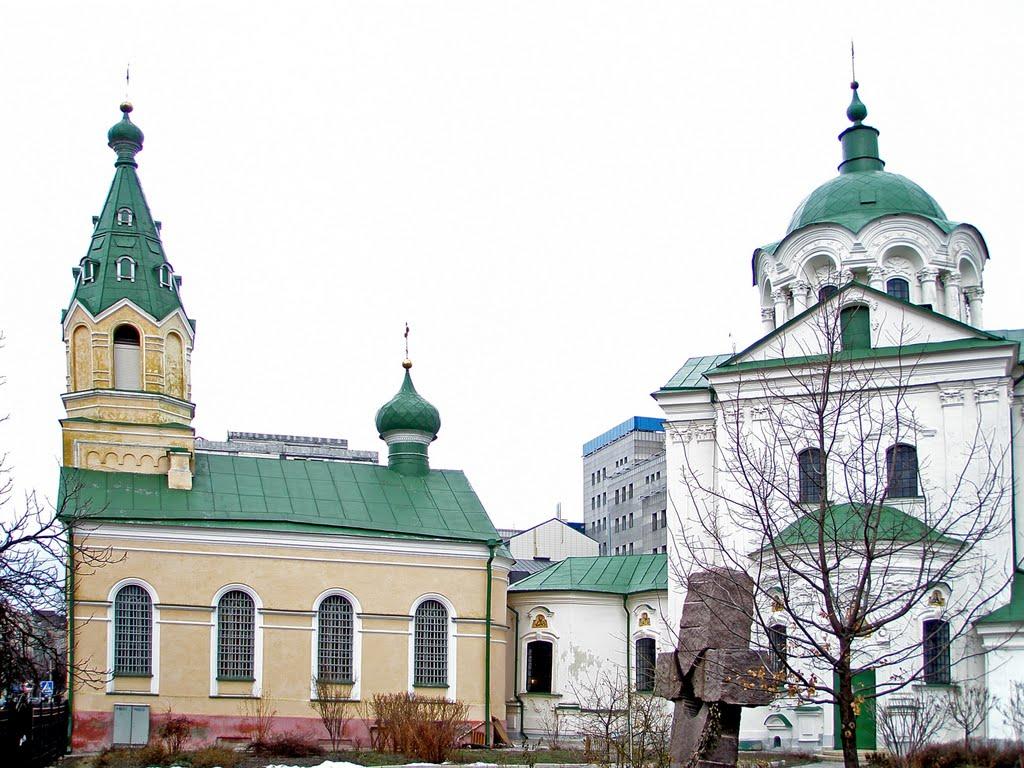 Церковь Николая Набережного (Киев)