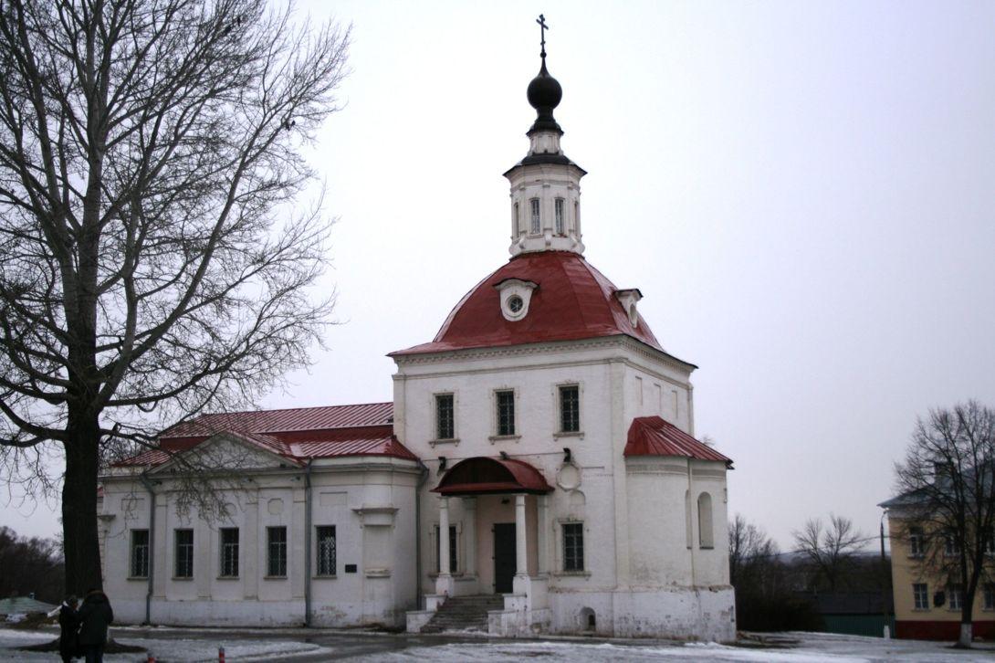 Воскресенская церковь (Коломна)