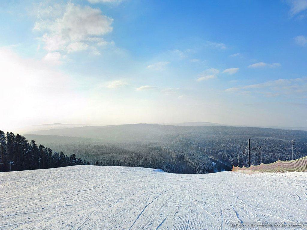 Горнолыжный комплекс «Гора Теплая» (Первоуральск)