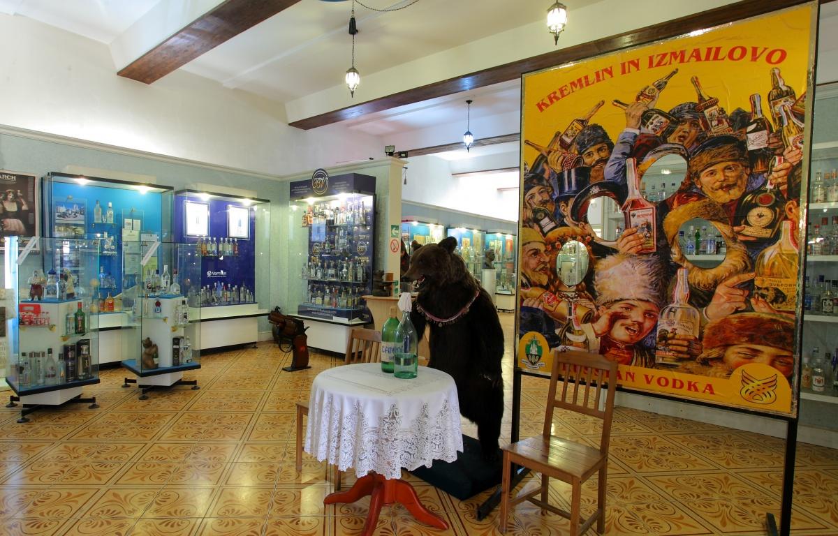 Музей истории водки (Москва)