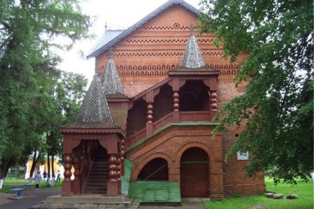 Палаты угличских удельных князей (Углич)
