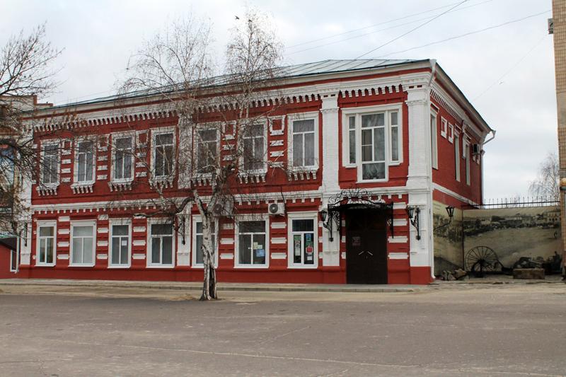Художественно-краеведческий музей (Урюпинск)