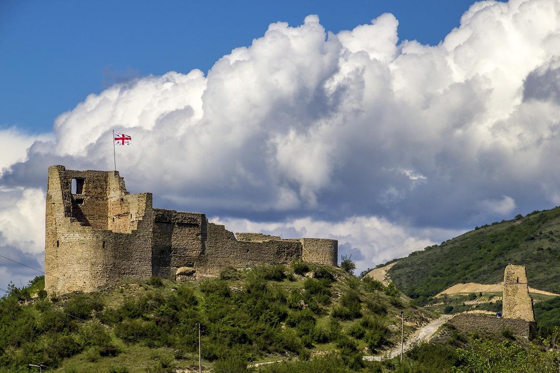 Крепость «Бебрисцихе» (Мцхета)
