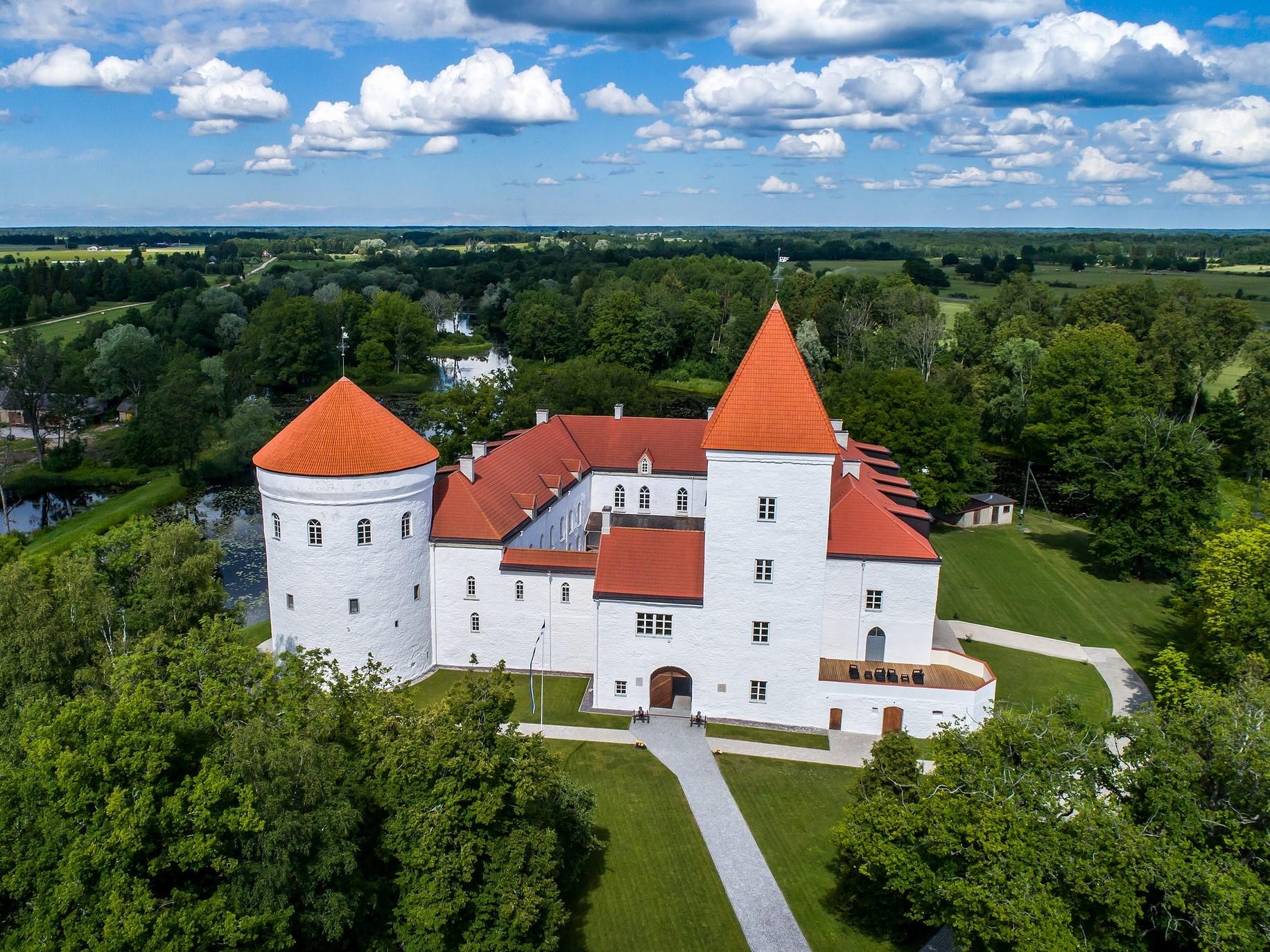 Замок Лоде (Эстония)