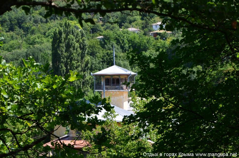 Культурно-этнографический центр крымских татар «Коккоз» (Крым)