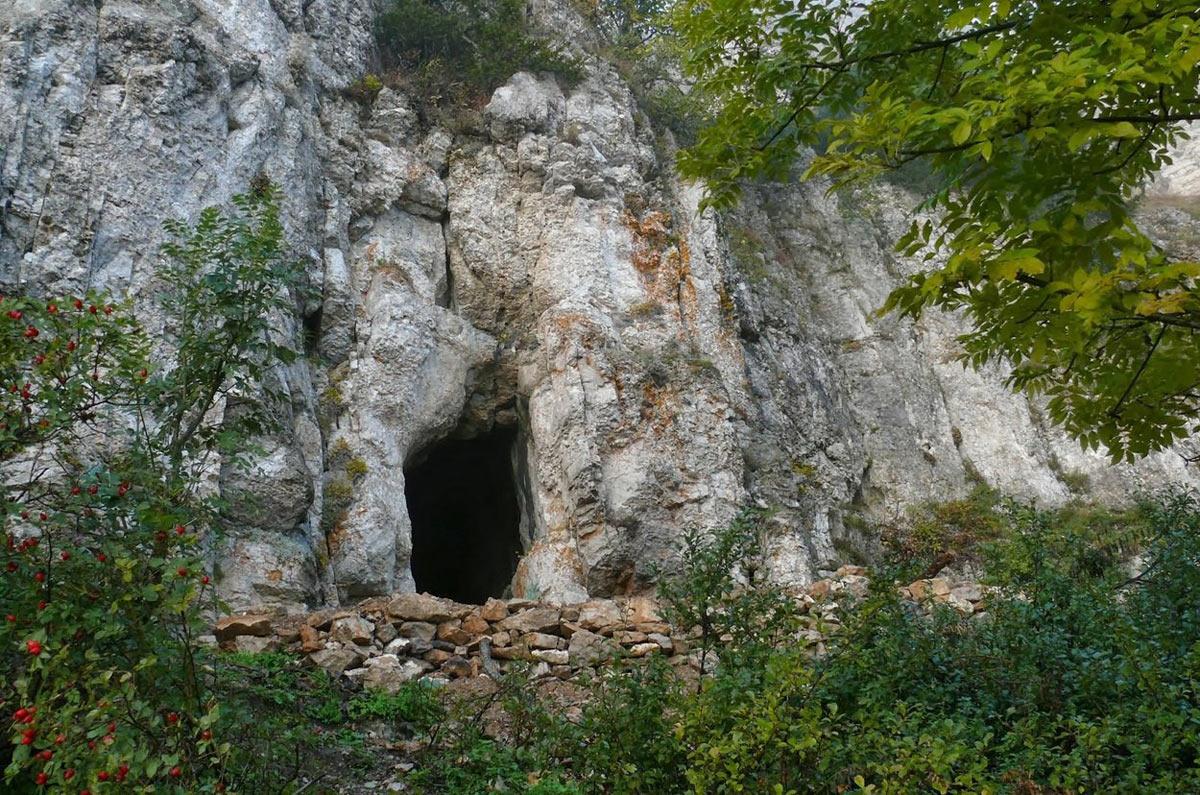 Пещера Иограф (Св. Евграф) (Ялта)