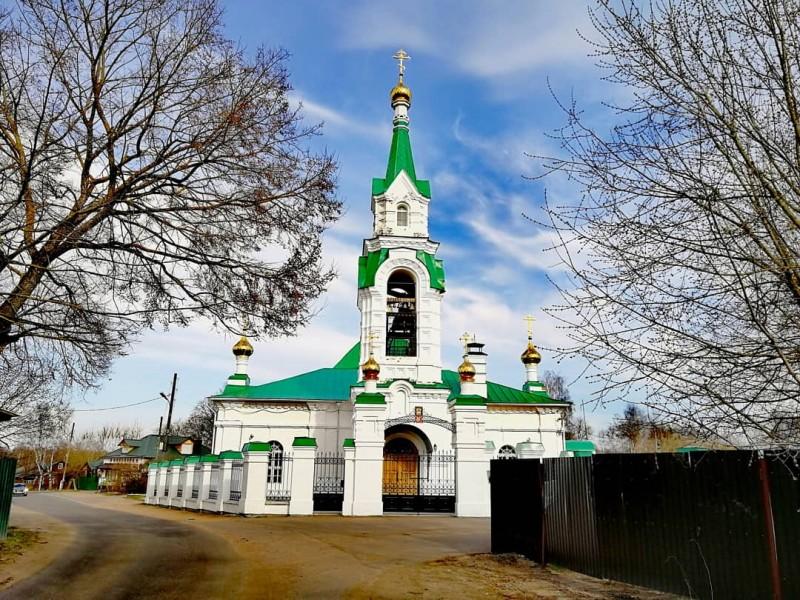 Церковь Рождества Христова на Верхнем Посаде (Звенигород)