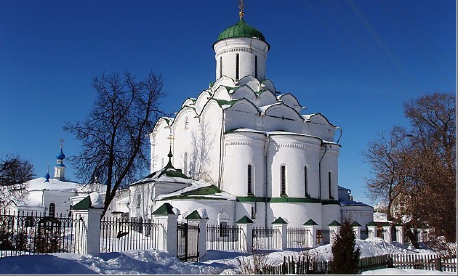 Успенский Княгинин монастырь (Владимир)