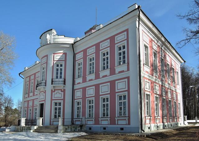 Музей-усадьба «Большие Вязёмы» (Голицыно)