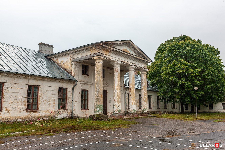 Дворец Потоцких в Высоком (Высокое)