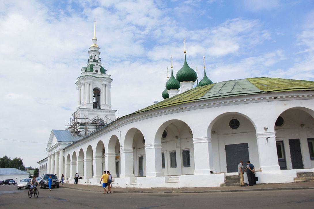 Торговые ряды (Кострома)
