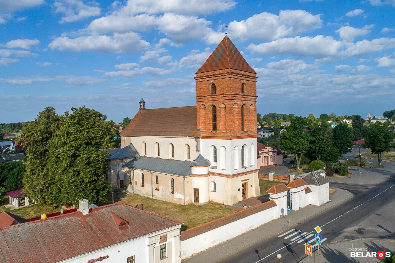 Костёл Святого Николая (Посёлок Мир)