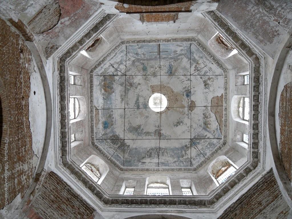 Церковь Воздвижения Креста Господня (Никитская) (Мценск)