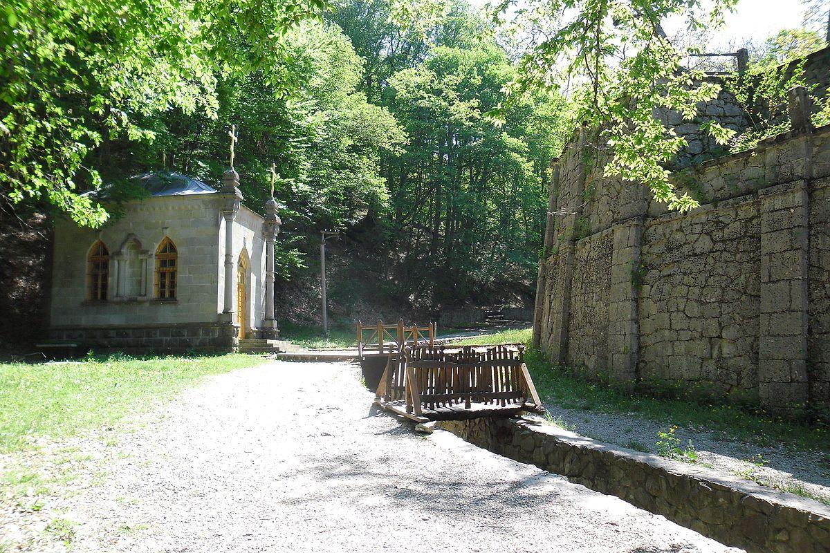 Козьмодемьяновский монастырь (Алушта)