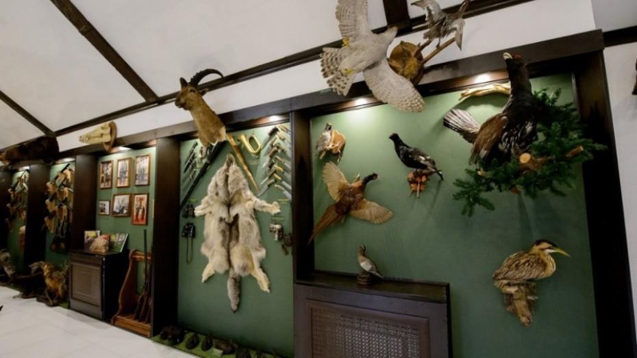 Историко-этнографический музей охоты (Лиски)