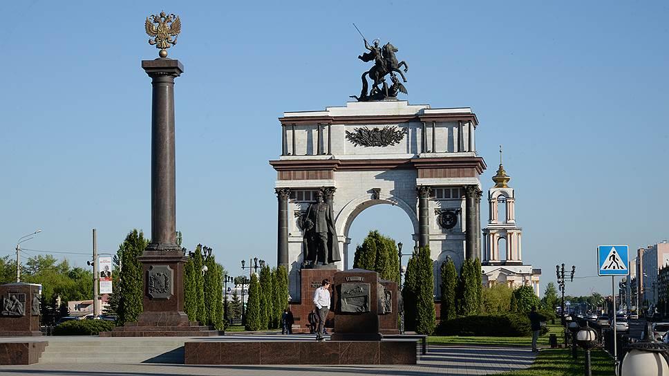 Мемориал Победы (Курск)