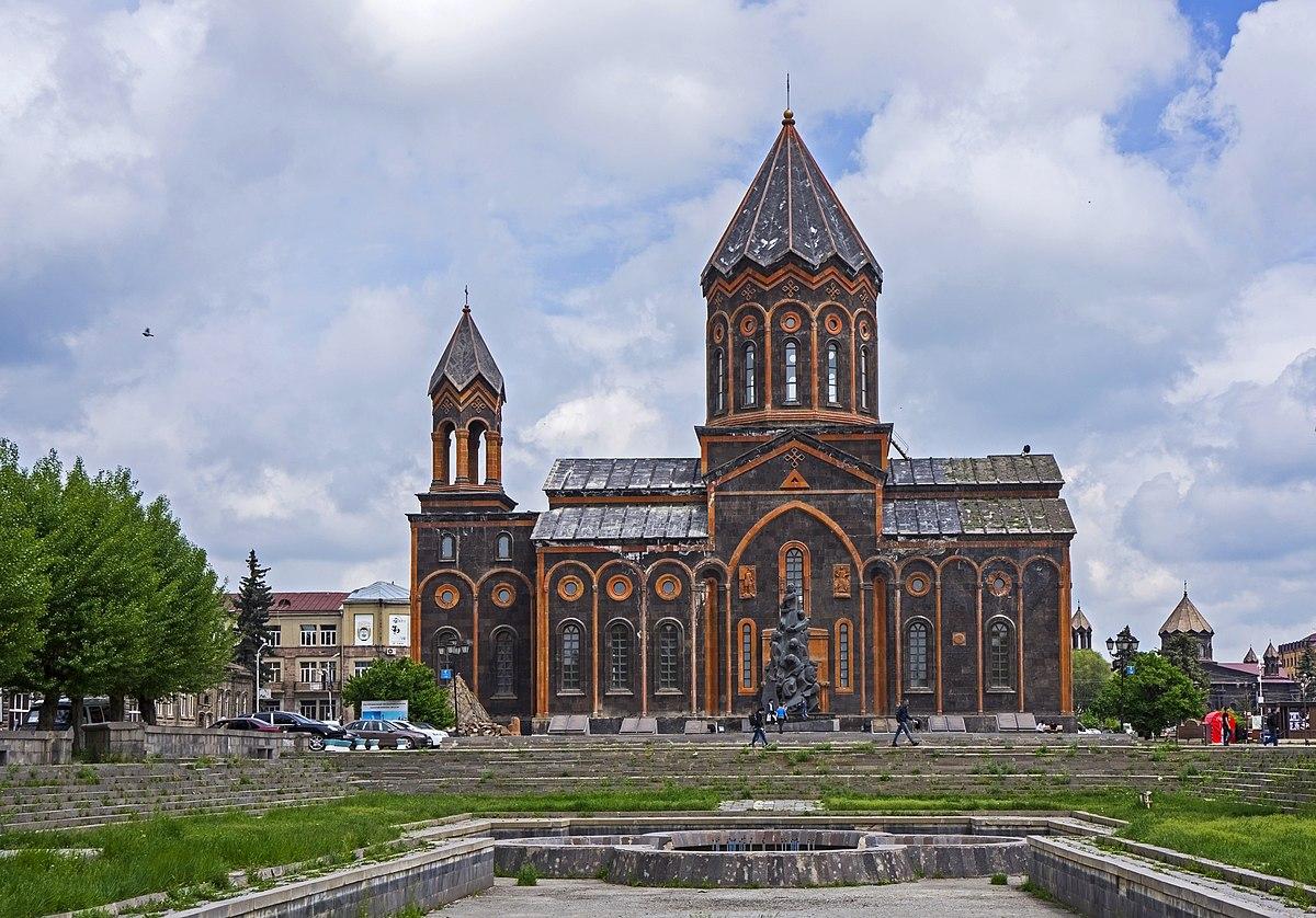 Церковь Святого Спасителя (Сурб Аменапркич) (Гюмри)