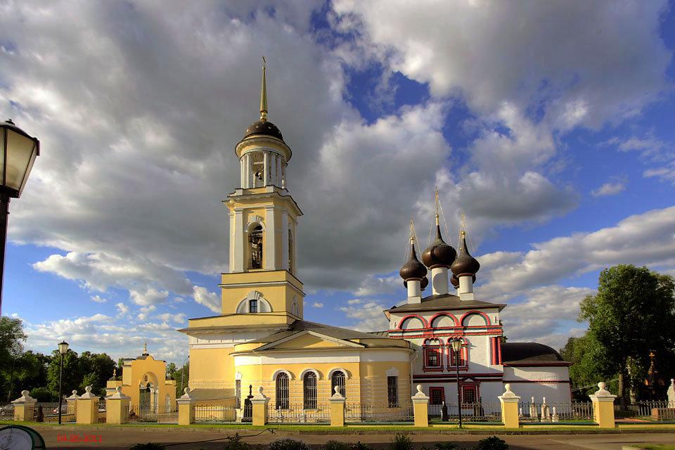 Церковь Зачатия Анны праведной (Чехов)