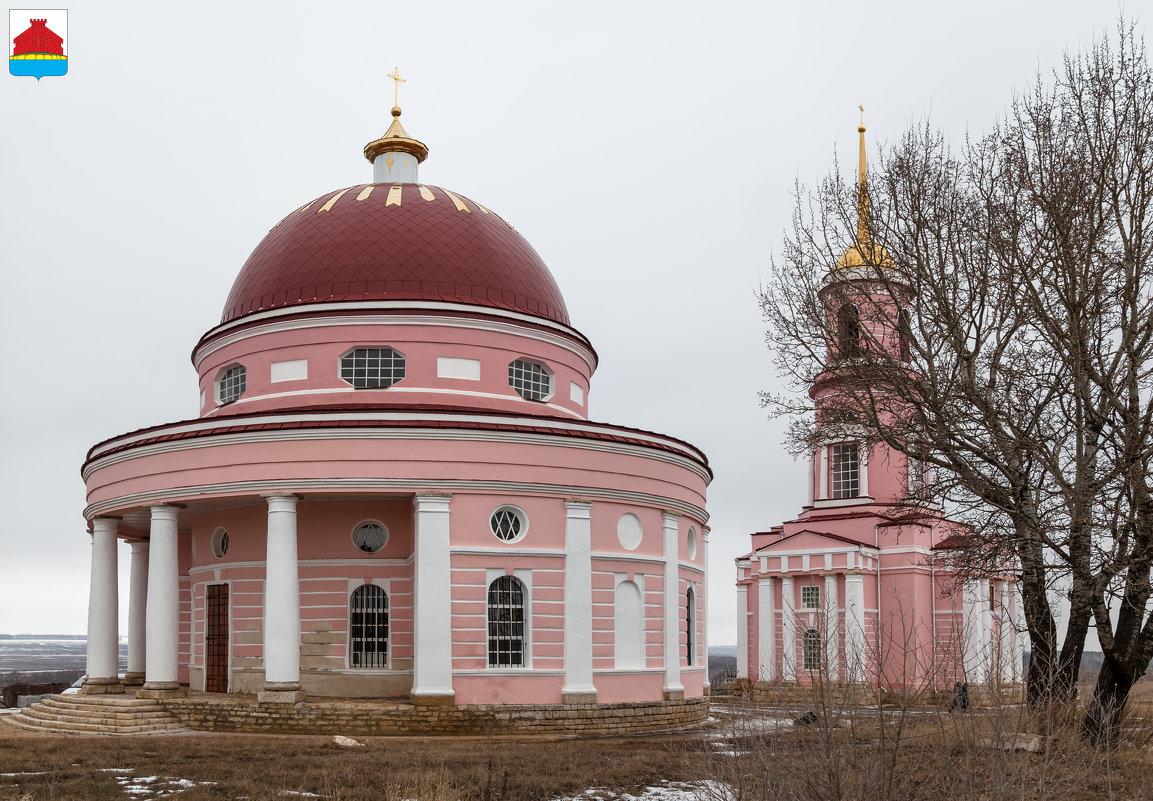 Церковь Митрофания Воронежского в Кашарах (Задонск)