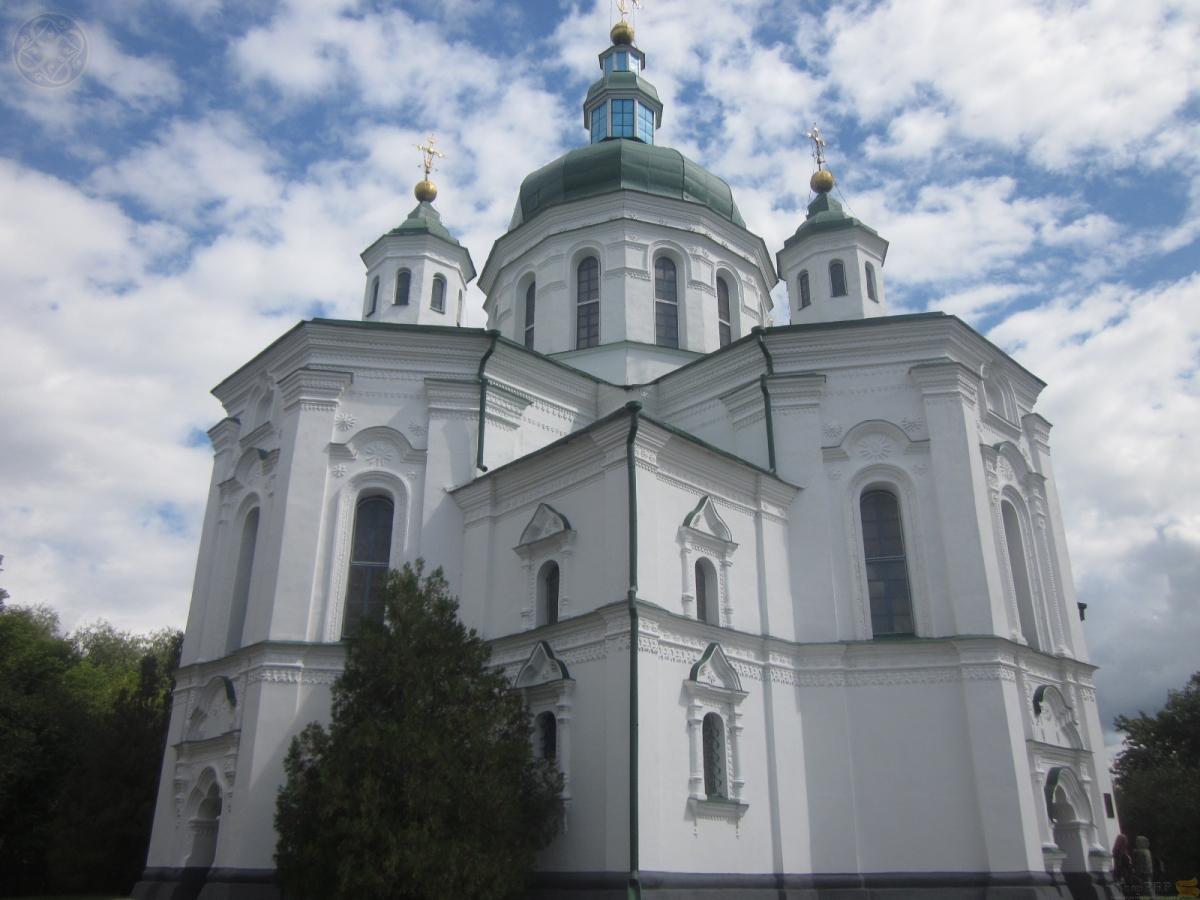 Спасо-Преображенская церковь в Великих Сорочинцах (Миргород)
