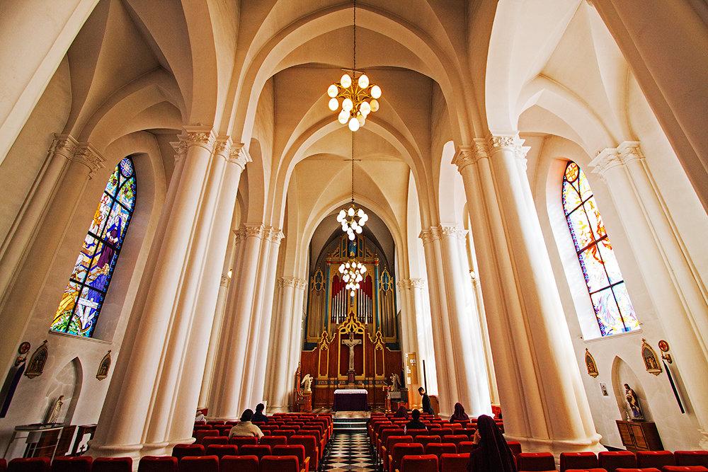Католическая церковь Пресвятой Богородицы (Владивосток)